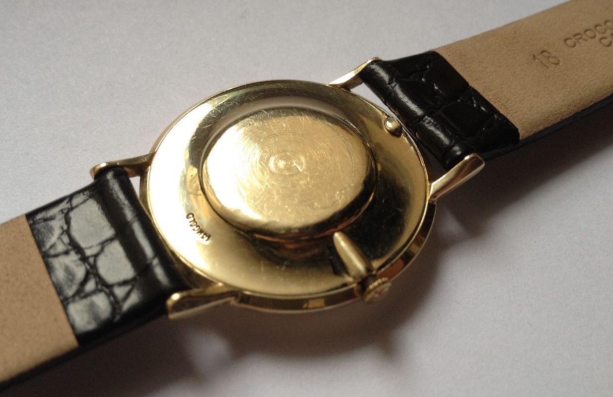 c36a9cf2835 Hodinky OMEGA 14kt GOLD 585 – náramkové mechanické cal625 - OLDS.cz